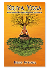 Cover Kriya Yoga book